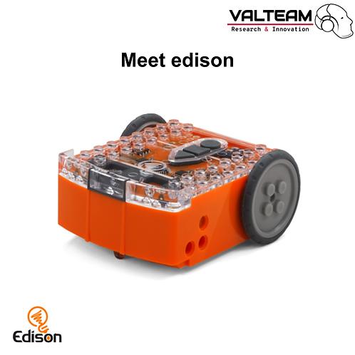 Robot Meet Edison Basic Kit