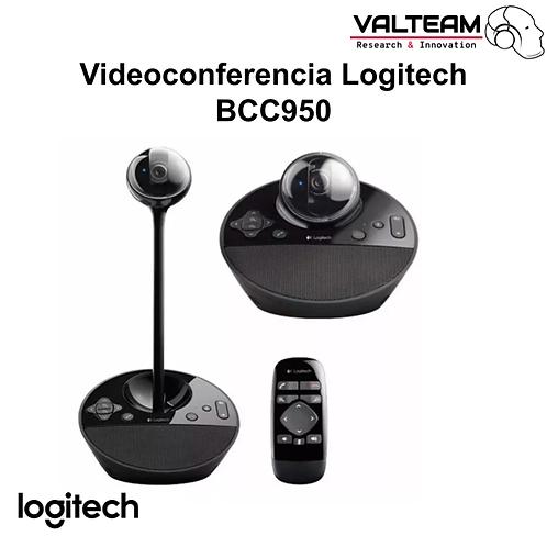 Videoconferencia Logitech BCC950