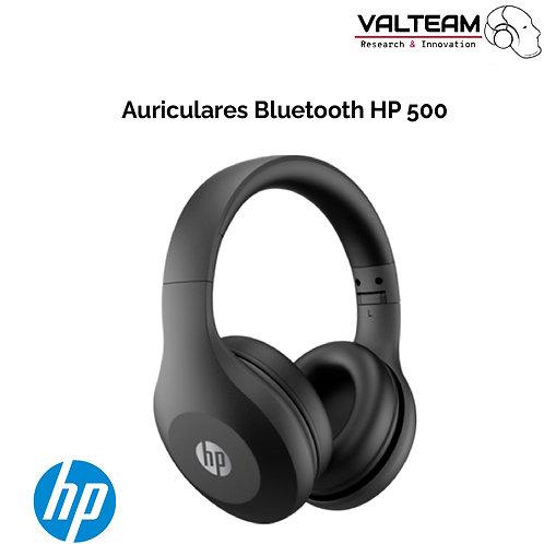 Auriculares Bluetooth HP 500