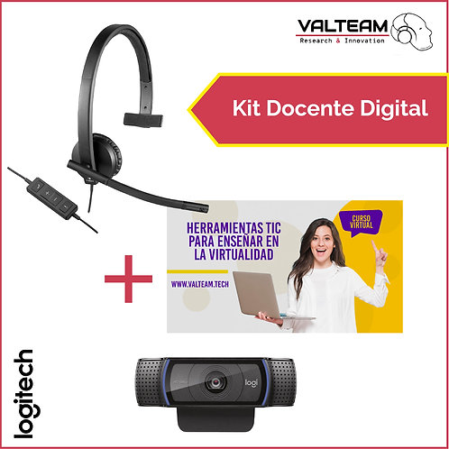 Kit Docente Digital