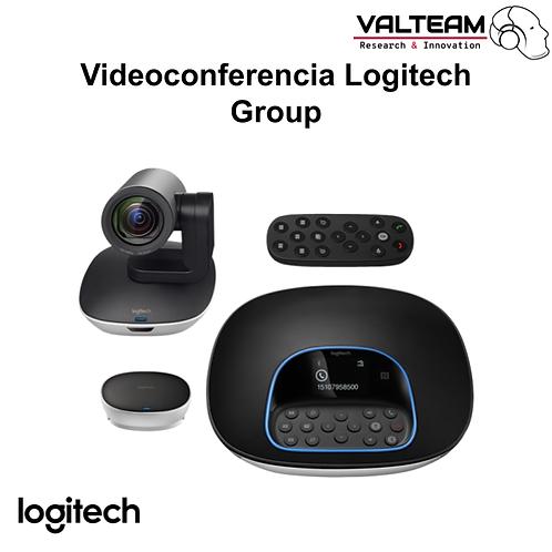 Videoconferencia Logitech Group