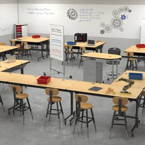 LOS MAKERSPACE SE CONVIERTEN EN TENDENCIA PARA LA REVOLUCIÓN EDUCATIVA