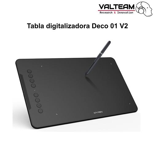 Tabla digitalizadora Deco 01 V2