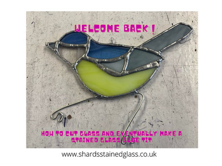 How To Cut Glass for Stained Glass Projects