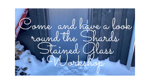 A Mini Tour Round The Shards Stained Glass Workshop