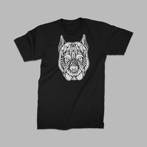 Pit Bull Face Tee