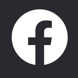 Facebook Logo (Grey)