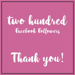 Thank You Social Post