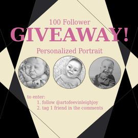 Giveaway Social Post
