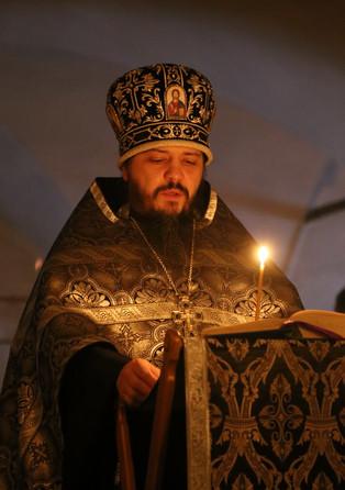 Великий канон прп. Андрея Критского в Иосифо-Волоцком мужском ставропигиальном монастыре