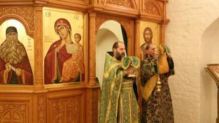 Прошел День Памяти Преподобного МАКСИМА ГРЕКА