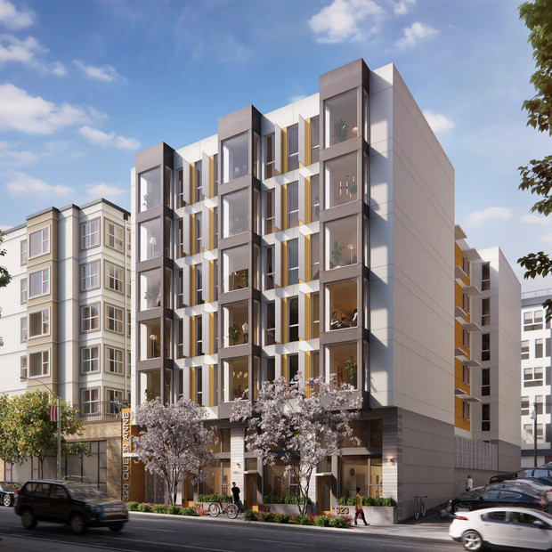 Uptown Passive House Apartments