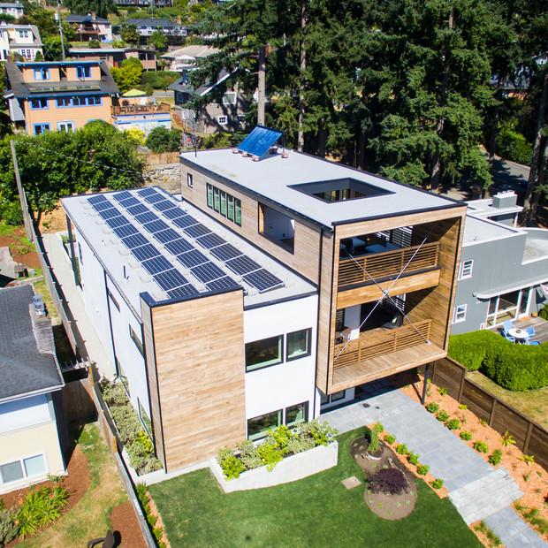 Built Green Net Zero Energy Group