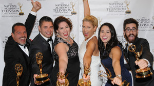 Bringing Home Two More Emmy® Awards in 2016!