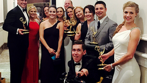 Four 2015 Emmy® Awards go to FireRock Productions!