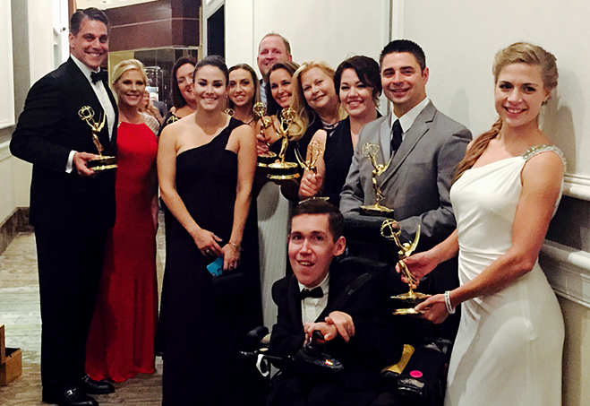 FireRock Productions Receives Four 2015 Mid-Atlantic Emmy® Awards!