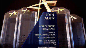 Five 2014 ADDY Awards Including Best of Show!