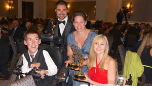 FireRock Receives 2013 Mid-Atlantic Emmy® Award!