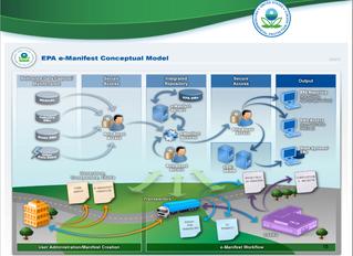 Hazardous Waste e-Manifest Update