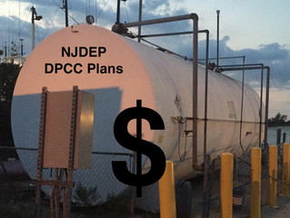 NJDEP DPCC/DCR Plans - Changes to the Technical Deficiency Process