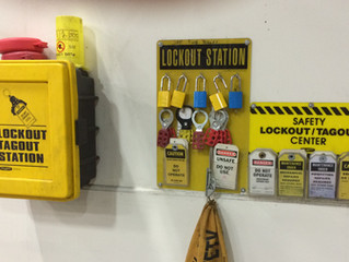 Lockout/Tagout Procedure Assistance