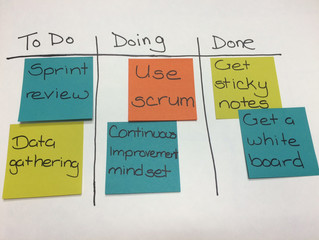 Scrum: A Process Framework for Agile Values and Principles