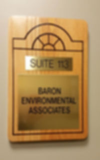 Baron Environmental Associates Frequently Asked Questions