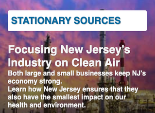 NJDEP Air Program Update – An Online MS Teams Meeting of the Industrial Stakeholders Group on June 5