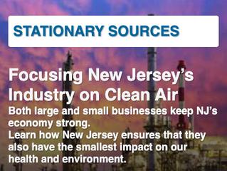 NJDEP Air Program Update – An Online MS Teams Meeting of the Industrial Stakeholders Group on June 5