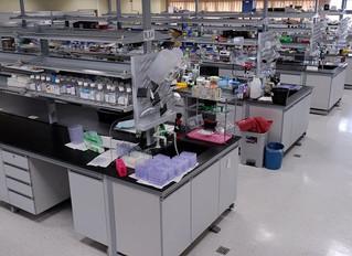 NJDEP Compliance Advisory - Laboratories