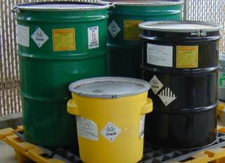 Summary of NJDEP Hazardous Waste Seminar