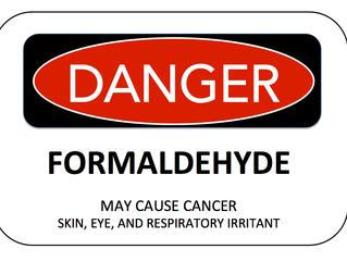 Formaldehyde Regulation