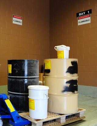 Ignitable Hazardous Waste Characterization Being Updated by EPA