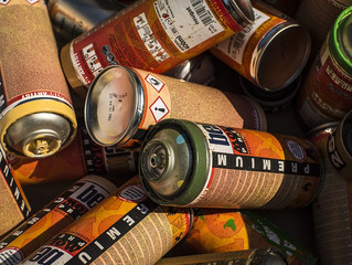 EPA Proposes to Make Used Aerosol Cans Universal Waste