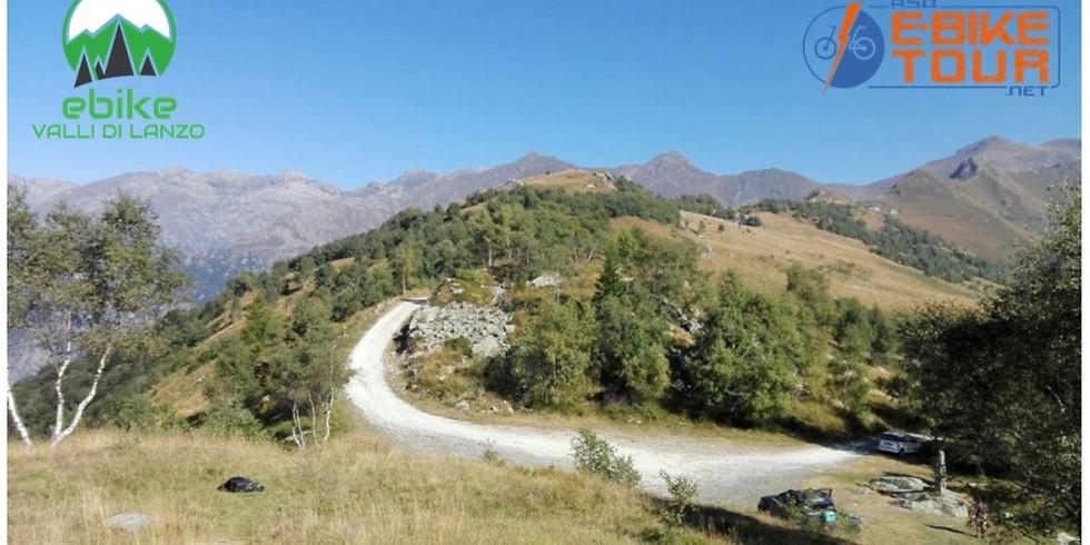 Lago di Monastero e Rifugio Salvin in E-Bike
