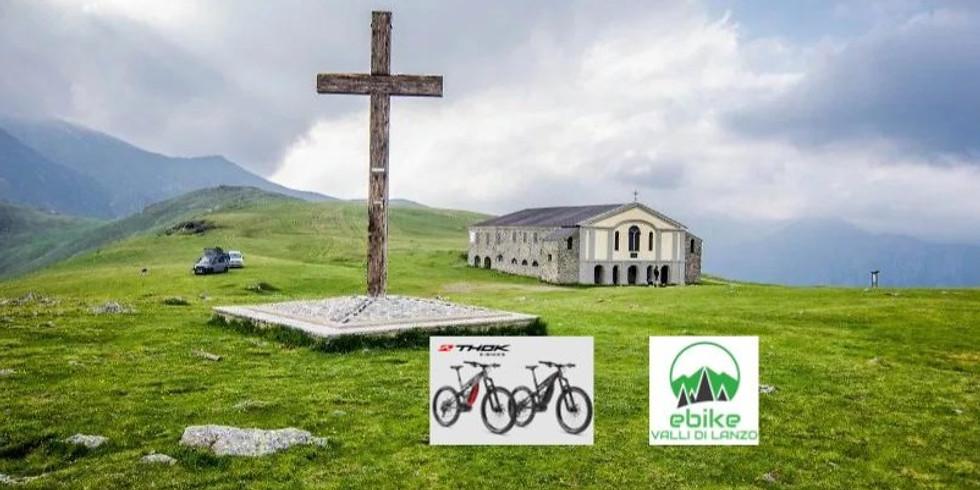 E-bike tour al Collombardo - Lemie (TO)