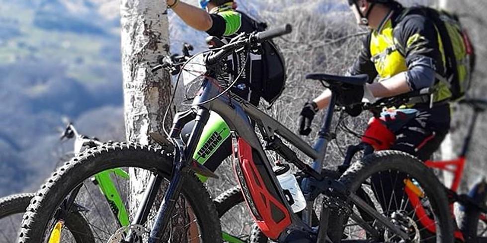 Enduro in e-bike a LANZO T.SE - MTB VALLI DI LANZO - PRESIBENE