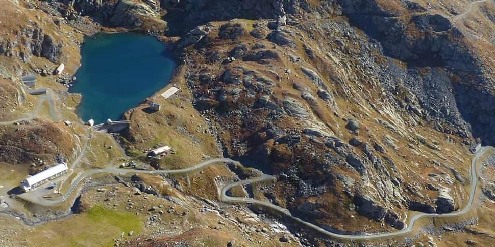 E-Bike tour al Lago dietro la Torre, Usseglio