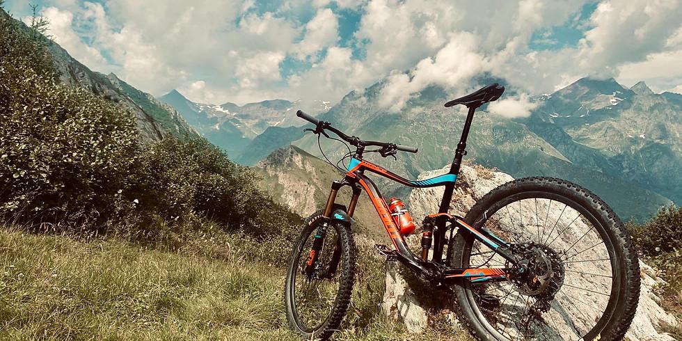 E-Bike Tour al Colle Losera di Usseglio
