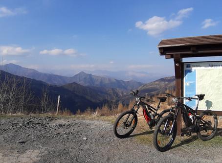 Test di prova gratuito Thok e-bikes al Col del Lys - Viù (TO)