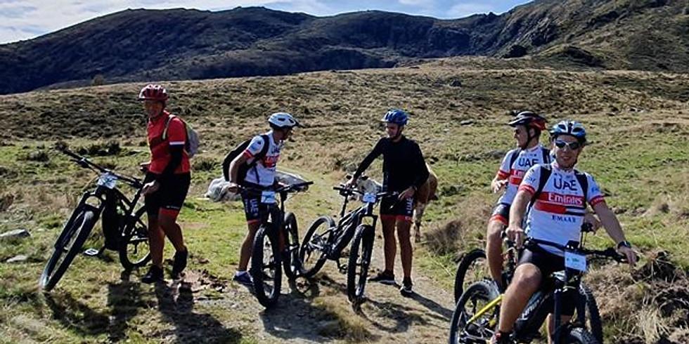 Tour in E-bike ,Lanzo , Sant'ignazio e dintorni...