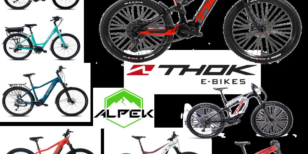 Test E-bike - Divertiti con noi , salta in sella!