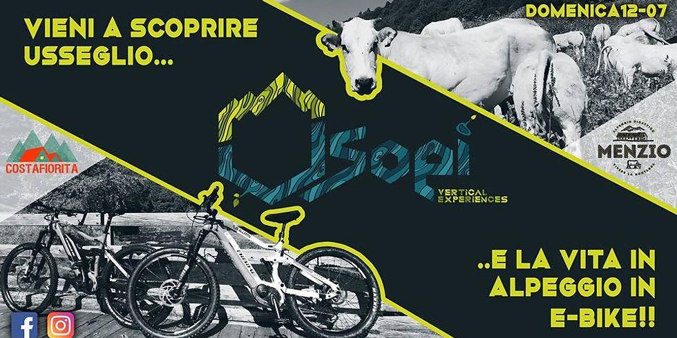 E-Bike Tour agli Alpeggi di Usseglio. 2° puntata