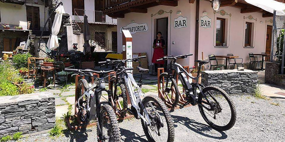 Tour brevi in e-bike - 24° Mostra Mercato