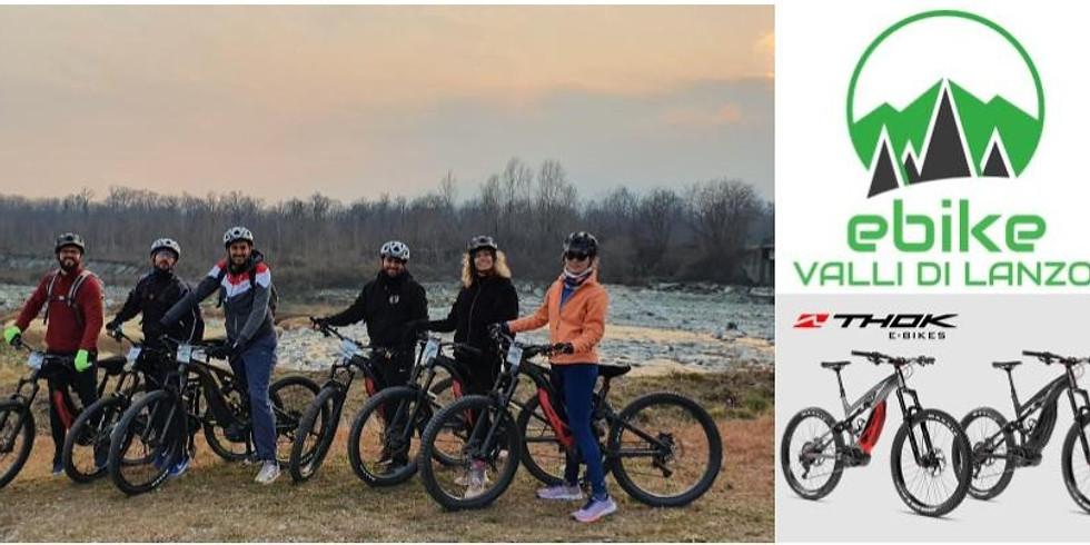 Tour in E-bike , Corona Verde , Ponte del Diavolo e dintorni...