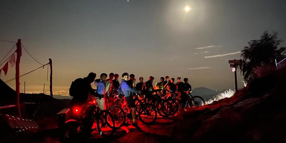Tour in e-bike con cena al Rifugio  al Salvin