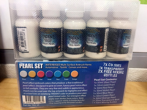 Trident Pearl Set