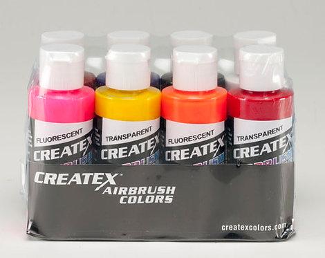 Kent Lind Warm Airbrush Colors Set