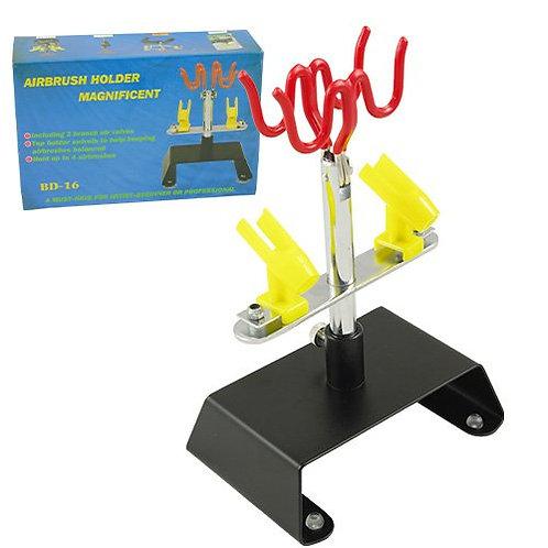 4 holder Airbrush Stand