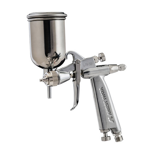 LPH50 - COMPACT HVLP w/ 150ml Stainless Steel Pot